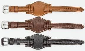 cuff watch strap band 18mm 20mm 22mm