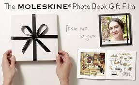 moleskine photobook gift film ephotozine
