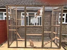 the best cat enclosures cat fences