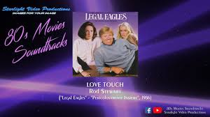 Love Touch - Rod Stewart (