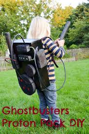 ghostbusters proton pack diy