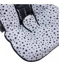 universal padded cover for baby carrier