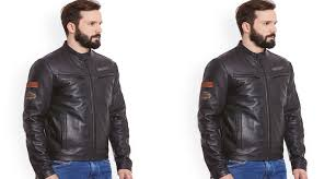leather jacket brands in india in 2019