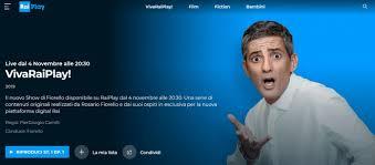 Viva RaiPlay in streaming puntate e clip di Fiorello oltre la tv