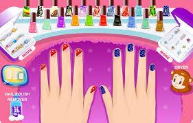 a nails games