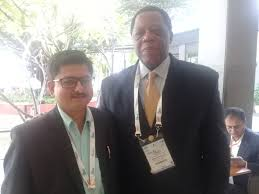 Meeting with Dr. Don Lloyd Williams from Princeton Healthcare, USA ...