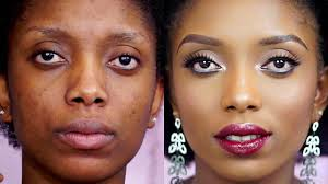 how to cover dark spots blemishes and
