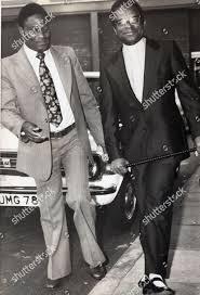 Rhodesian Rebel Leader Bishop Abel Muzorewa London Editorial Stock Photo -  Stock Image | Shutterstock