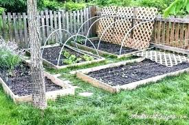 build a garden fence naukariya info