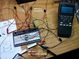 diy induction foundry