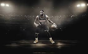 bola basket lebron james wallpaper hd