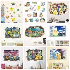 Super Heros 3d Broken Hole Wall Stickers For Kids Room Home Decor Spiderman Batman Ironman Hulk Avengers Mural Art Boys Decals Leather Bag