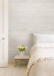 Wallpops Shiplap Reclaimed Wood Peel And Stick Wallpaper Home Decor Bedroom Design Home Bedroom