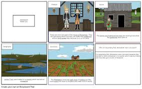 us history Storyboard by f9f1a2a3
