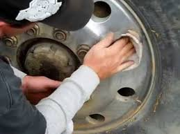 diy aluminum wheel clean and shine by