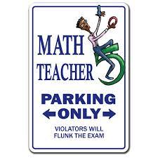 Math Teacher 3 Pack Of Vinyl Decal Stickers 3 3 X 5 For Laptop Car Walmart Com