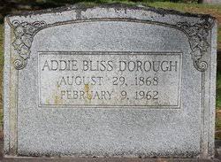 Addie Clark Bliss Dorough (1868-1962) - Find A Grave Memorial