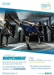 Les Mills BODYCOMBAT with Adele Ward... - Carnegie Leisure Centre | Facebook