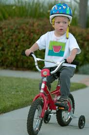 timothy s first bicycle ride