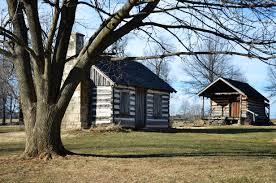 parks historic logcabin missouri