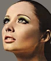 1960s fashion eye make up