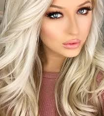 blonde hair blue eyes and perfect