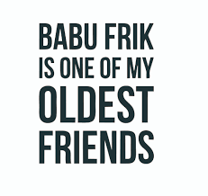 Babu Frik Is One Of My Oldest Friend Decal Sticker For Laptop Motorcycle Car Window Bumper Stickers 15 14cm Stickers Aliexpress