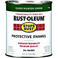Rust Oleum 7787402 Metallic Silver Chain Link Fence Gallon Oil 020066778743 1