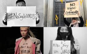 Resultado de imagen para rechazo a chinos por coronavirus