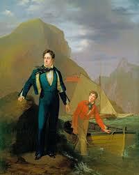 George Sanders (1774-1846) - George Gordon, 6th Lord Byron (1788-1824)