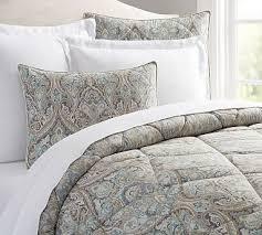 comforters paisley duvet luxury bedding