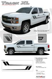 Pin On 2000 2016 2017 2018 Chevy Silverado And Gmc Seirra Truck Vinyl Graphics And Striping Kits