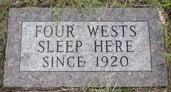 Effie E. Deborde West (1889-1920) - Find A Grave Memorial