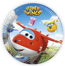 Decoracion Para Cumpleanos De Super Wings Aviones Ideas