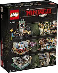 Amazon.com: LEGO NINJAGO Ninjago City 70620 (4867 Pieces): Toys ...
