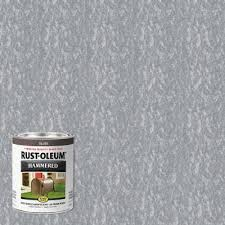 Rust Oleum Stops Rust 1 Gal Gloss Chain Link Fence Rust Preventive Paint 7787402 The Home Depot