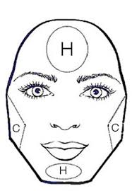 face shapes for professional makeup