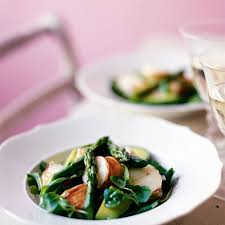 Lobster, Avocado And Asparagus Salad ...