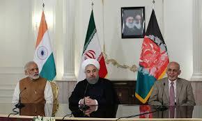iran and india signed chabahar port