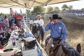 Life as a rodeo announcer | News for Fenton, Linden, Holly MI ...