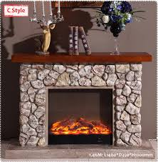 customized service gas log tile for