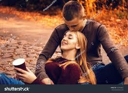 guy kissing gentle kiss hot stock