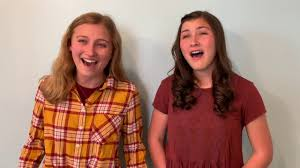 The Show Goes On...Line! with Maggie and Abigail Scott - YouTube
