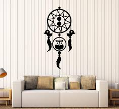 Vinyl Wall Decal Dream Catcher Nursery Animal Bedroom Kids Room Sticke Wallstickers4you