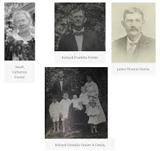 fowler – THE FOWLER FAMILIES OF UNION COUNTY, SC