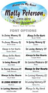 Custom Memorial Daisy Field Garden Flowers Bumper Sticker Or Magnet Full Color Printed Stickers In Loving Memory Car Window Decals