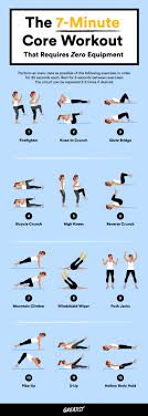 7 minute abs quick ab workout you can