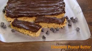 homemade chocolate peanut er candy