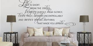 Wall Quotes In Decors
