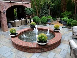 creative paving designs for backyard h